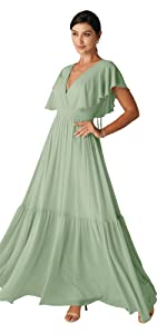 Bobo Bridesmaid Dress