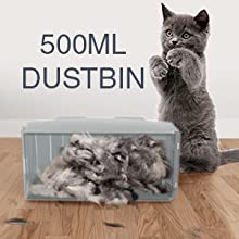 large dustin robot vacuum