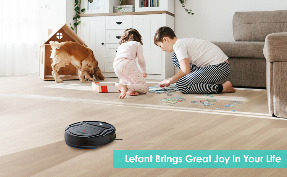 Lefant Brings Great Joy in Your Life
