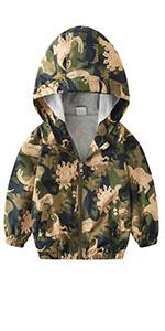 Boys Spring Windbreaker Jackets