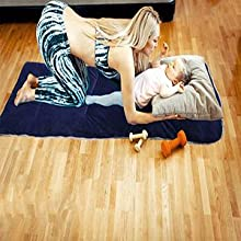 camping cot mattress