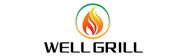 WELL GRILL BBQ Heat plates