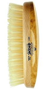 KENT MS11 Oval Military Brush