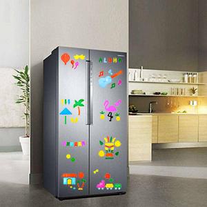 hawaii window stickers for fridge