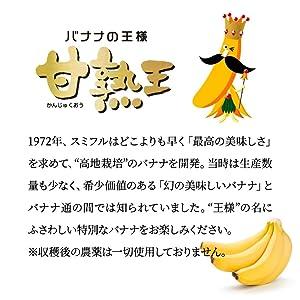 バナナの王様甘熟王