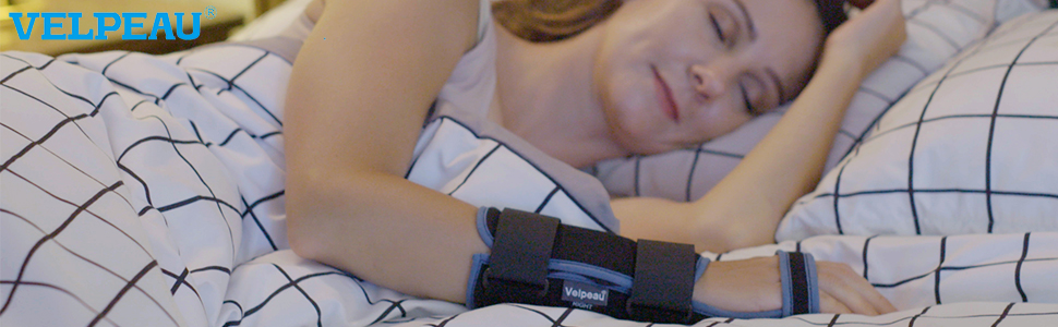It can effectively relieve pain, provide stable support and protection for the injured wrist