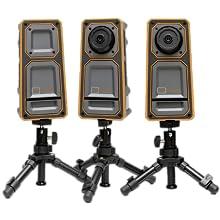 Longshot LR-3 2 Mile Camera System with 1 Extra Camera