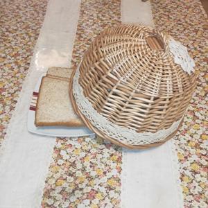Bread tray cover