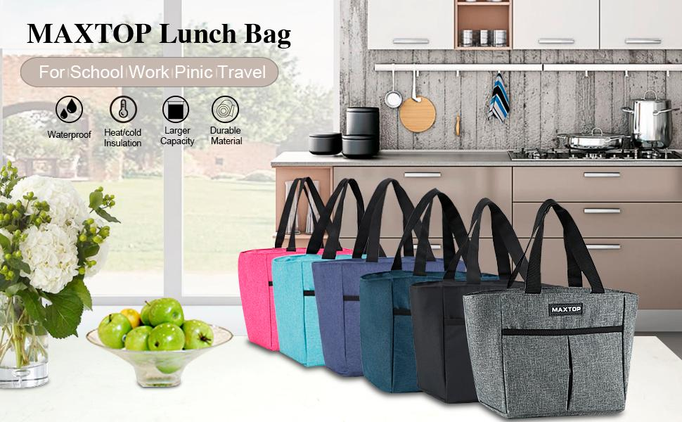 MAXTOP Lunch Bag