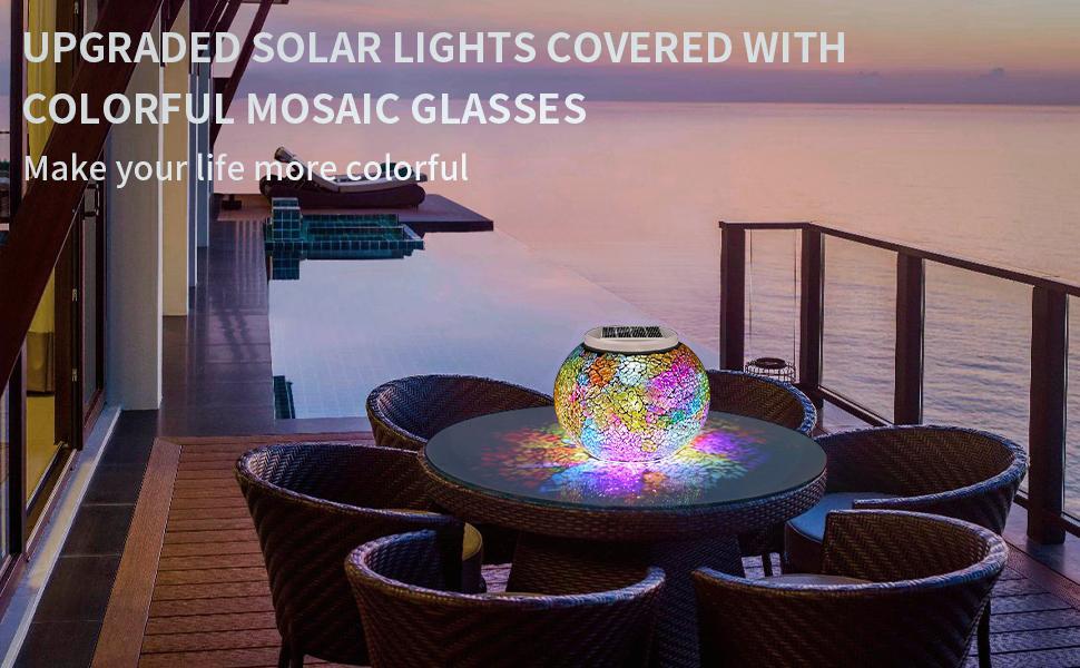 Decorative Solar Lights Outdoor