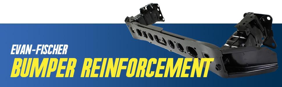 aftermarket bumper reinforcement replacement