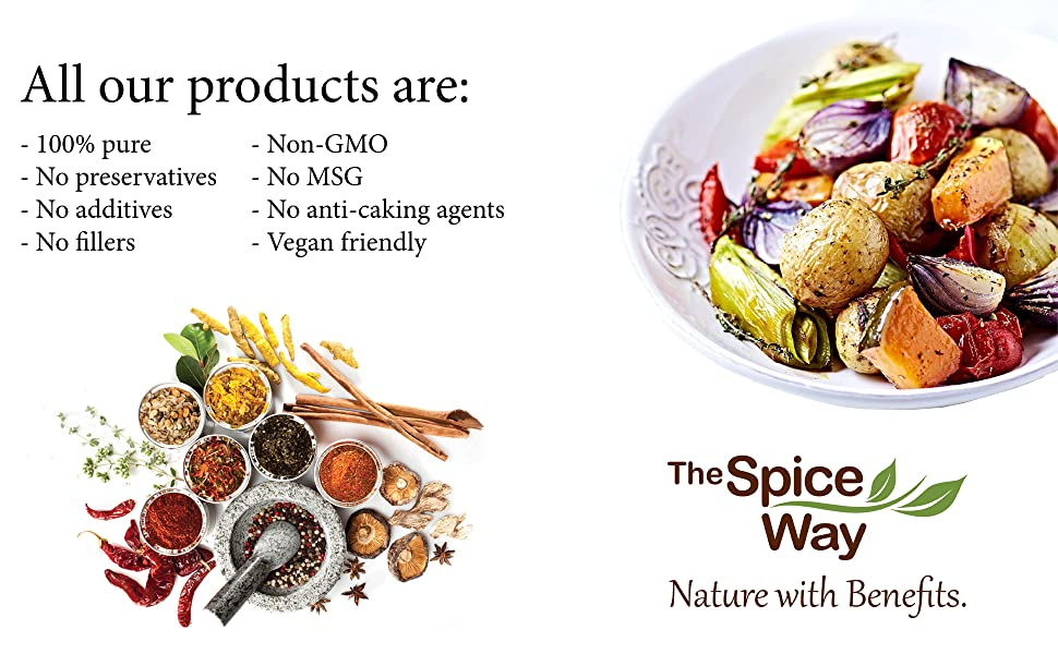 The Spice Way Nature with Benefits