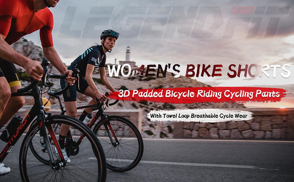 Bike Shorts for Women