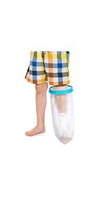 kids Leg cast cover waterproof