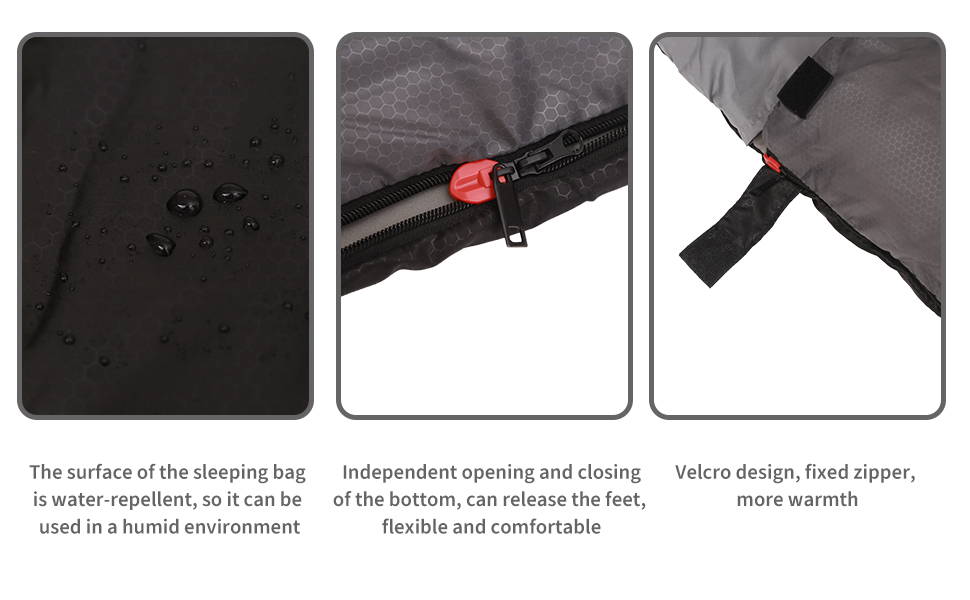 20 degree sleeping bags for adults
