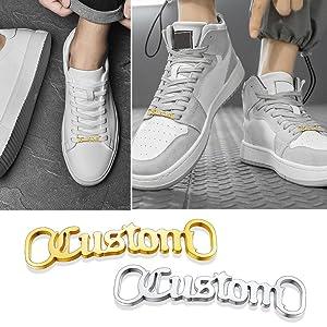 Custom Shoe-buckle for men