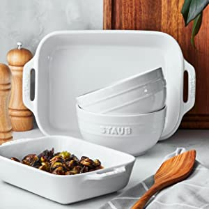 Staub, Ceramics, Cookware, Bakeware