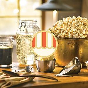 kettle corn microwave popcorn popcorn machine healthy snacks treats for kids 100 calorie popcorn