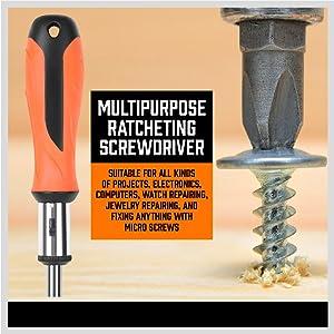 23pcs screwdrivers