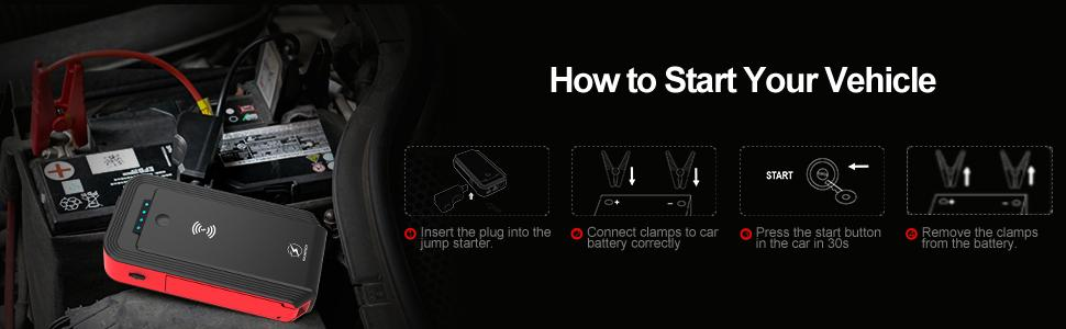how to start your car
