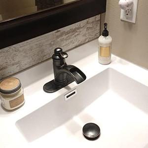 Pop Up Sink Drain