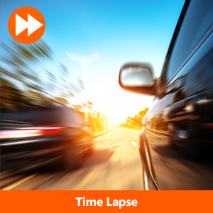 time lasps car cam