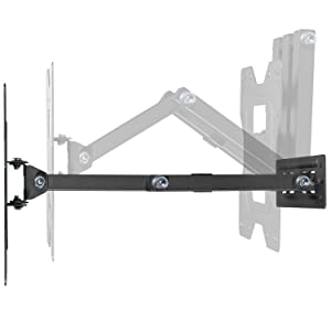 L293XS LCD tv wall bracket fold-in pull-out