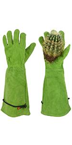 Garden gloves (Green)