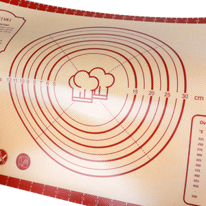 Unbreakable baking mat