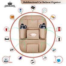 Car Back Seat Multi Pocket Organizer Bags