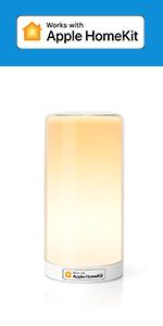 Wifi table lamp