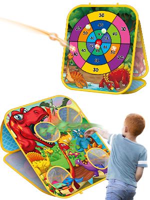 Dinosaurs Bean Bag Toss Game Toy