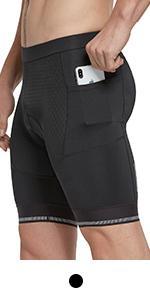 men bicycle shorts