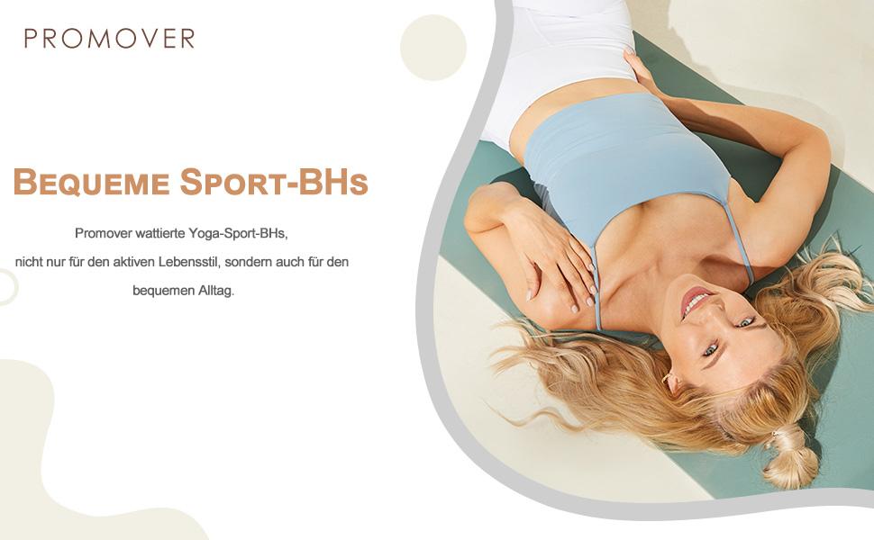 Damen Sport Running BH