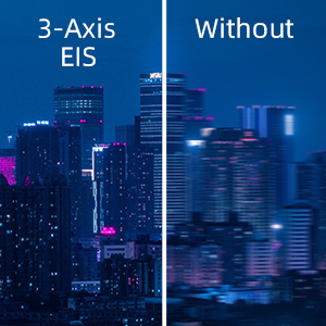 3-Axis Gimbal + EIS