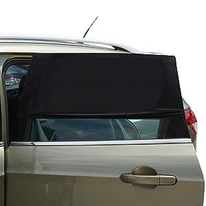 rear window shade