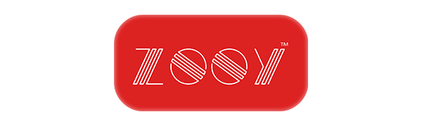 ZooY zooy 2 in 1 liquid soap dispenser logo