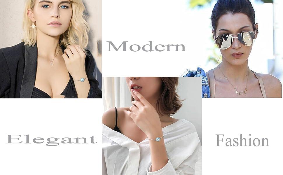 initial bracelet 1