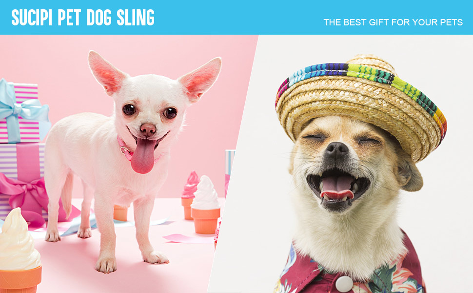 Sucipi Dog Carrier Slings