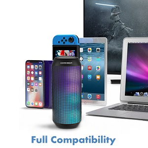 A Wide Range of Extended Compatibility