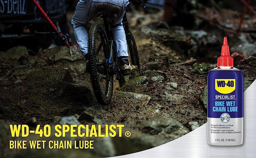 Bike Wet Chain Lube