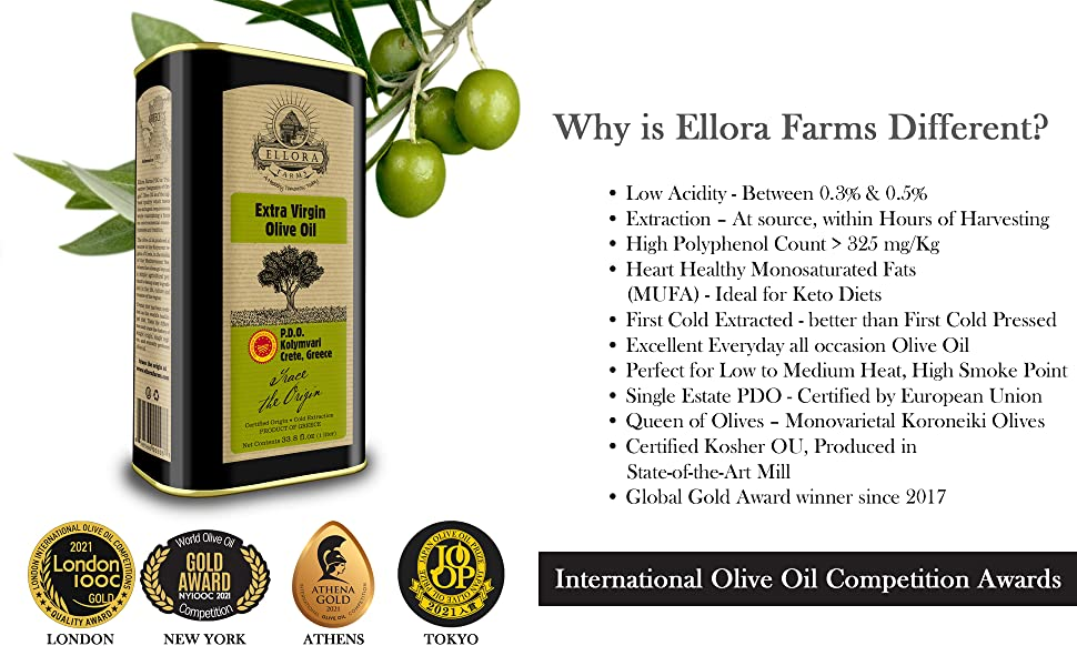 Why is Ellora Farms Different ?