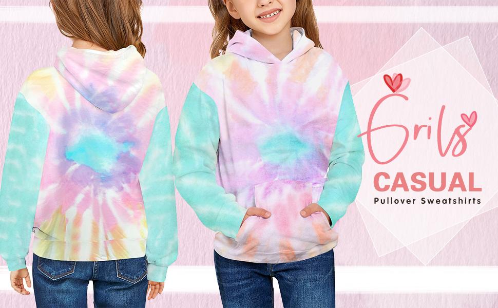 Girl's lovely sweatshirt