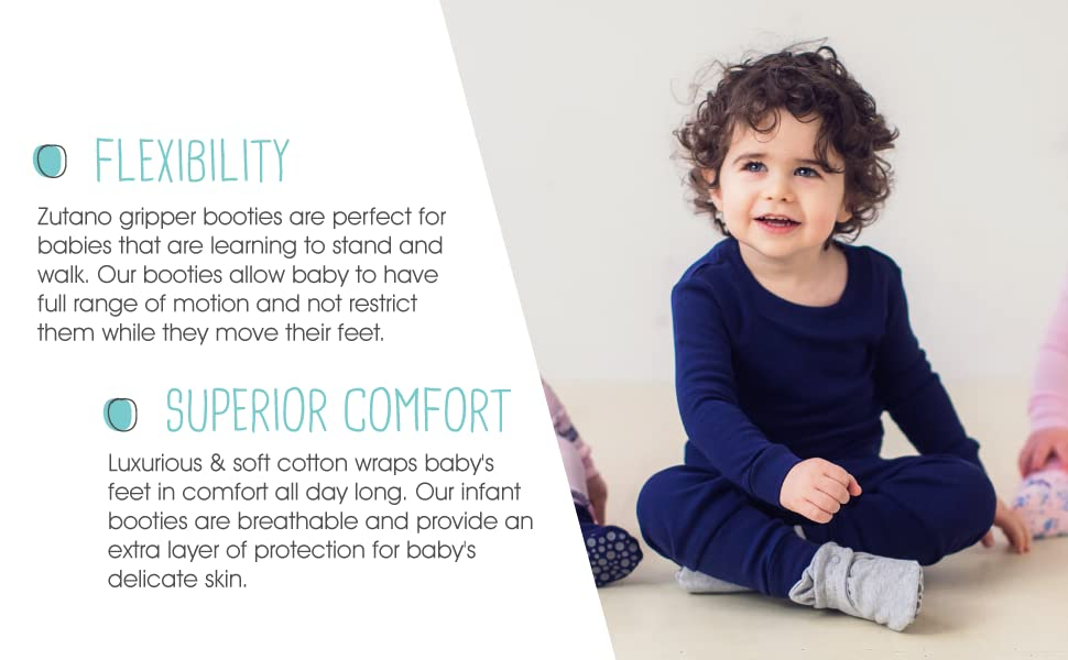 Flexibility and Superior Comfort