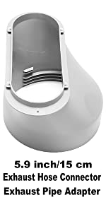 ac brackets for windows air conditioner side panel kit air conditioner vent hose air conditioner par