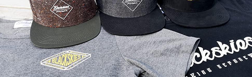Blackskies Streetwear Brand Apparel Collection