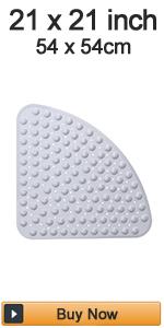 Corner Shower Mat