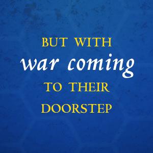 But with war coming to their doorstep;diana gabaldon;outlander;outlander series;starz outlander