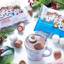 Stuffed Puffs Classic Milk Chocolate