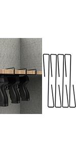 hanger racks 4p